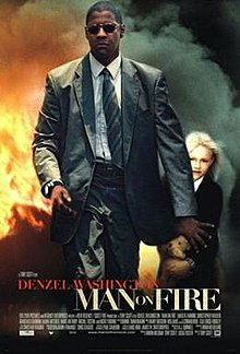 poster Man on Fire (2004)