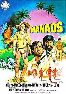 poster Manaos (1979)
