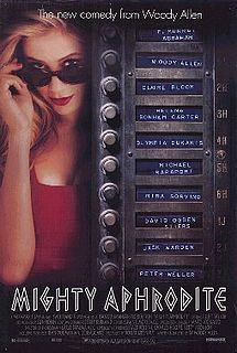 poster Mighty Aphrodite (1995)