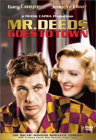poster Mr Deeds Goes to Town (1936)