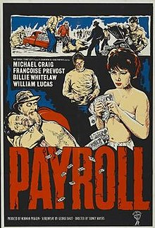 poster Payroll (1961)