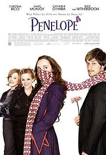 poster Penelope (2006)