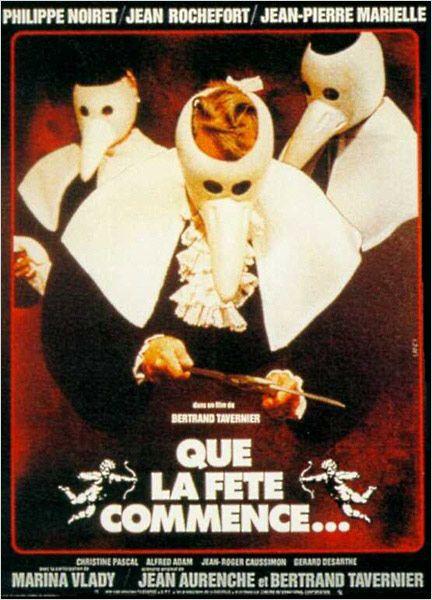 poster Que la fete commence... (1975)