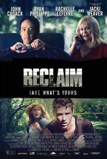 poster Reclaim (2014)