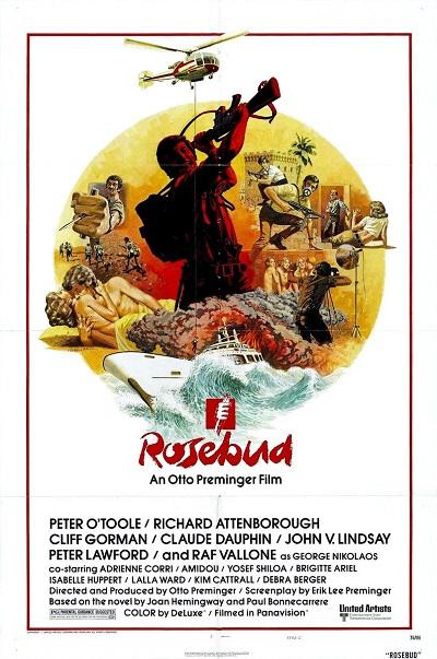 poster Rosebud (1975)