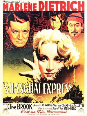 poster Shanghai Express (1932)