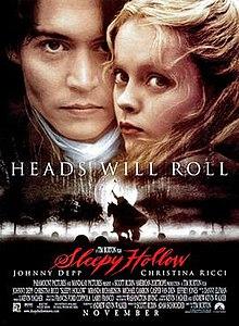 poster Sleepy Hollow (1999)