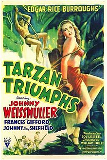 poster Tarzan Triumphs (1943)