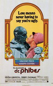 poster The Abominable Dr. Phibes (1971)