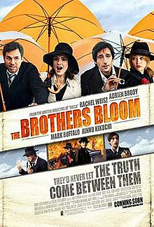 poster The Brothers Bloom (2008)
