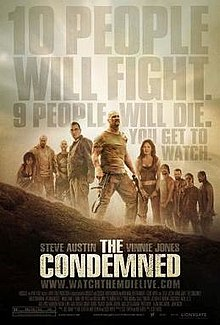poster The Condemned (2007)