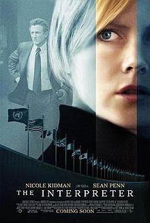 poster The Interpreter (2005)