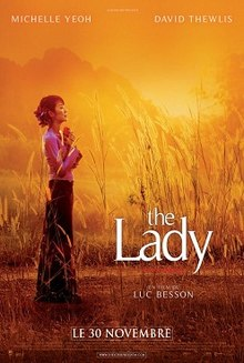 poster The Lady (2011)