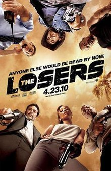 poster The Losers (2010)