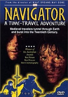 poster The Navigator - A Mediaeval Odyssey (1988)