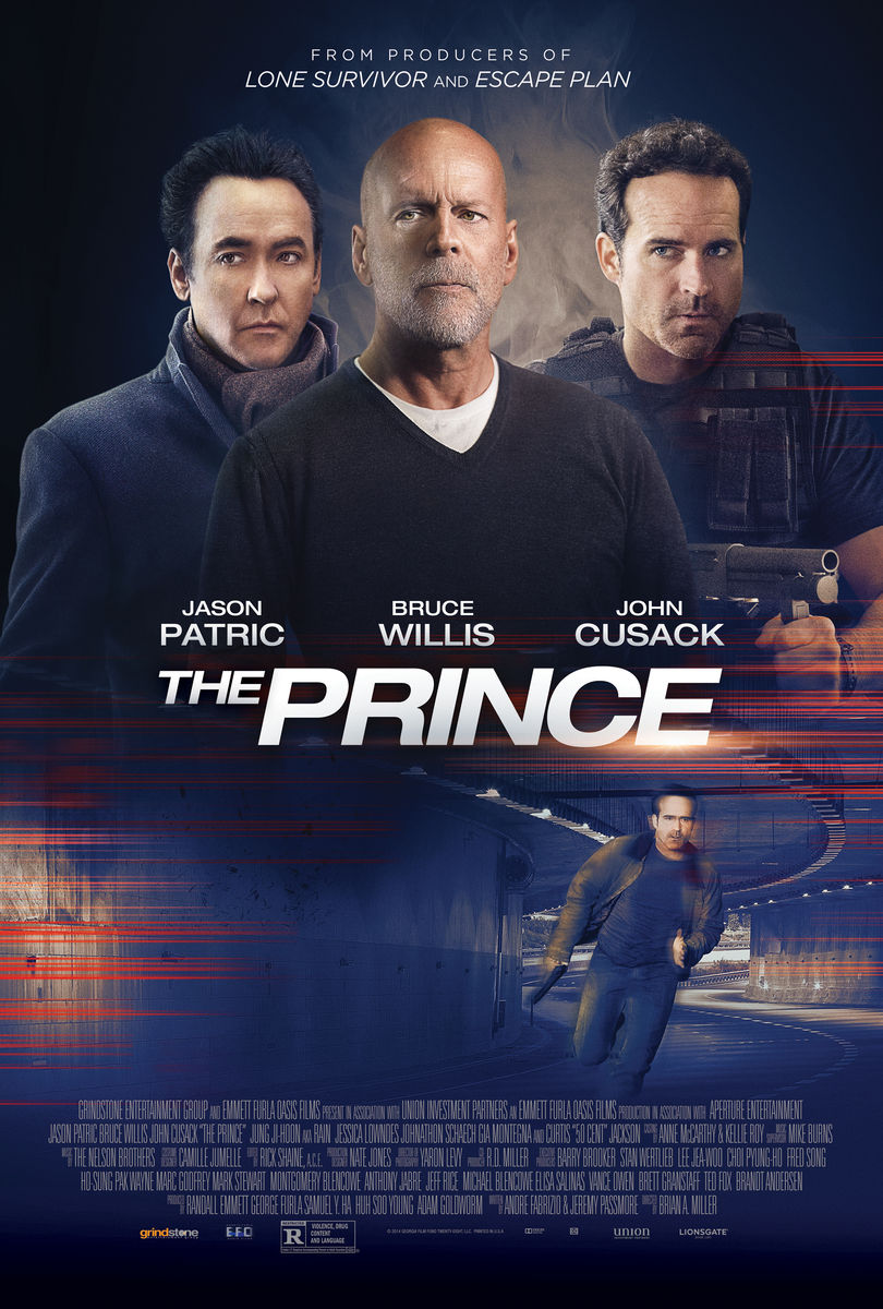 poster The Prince (2014)