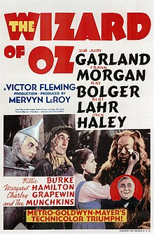 poster The Wizard Of Oz (1939)