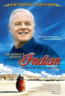 poster The World's Fastest Indian (2005)