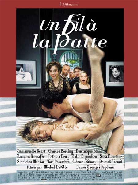 poster Un Fil a la Patte (2005)