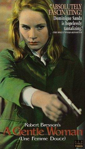 poster Une Femme Douce (1969)