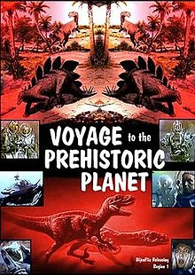poster Voyage to the Prehistoric Planet (1965)
