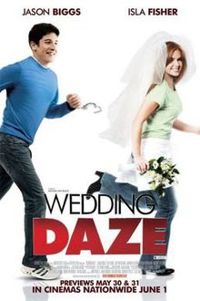 poster Wedding Daze (2006)