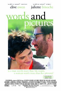 poster Words and Pictures (2013)