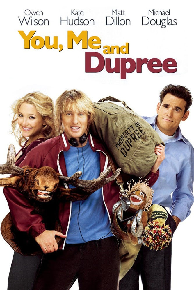 poster You, Me and Dupree (2006)