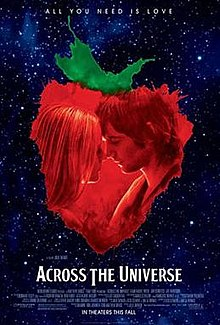 poster Across the Universe (2007)