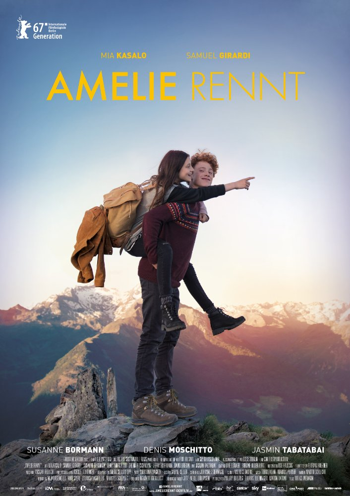 poster Amelie rennt (2017)