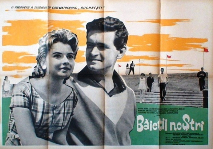 poster Băieții noștri (1959)