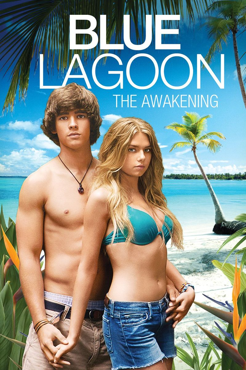 poster Blue Lagoon The Awakening (2012)
