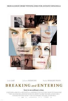poster Breaking and Entering (2006)