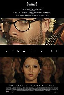 poster Breathe In (2013)