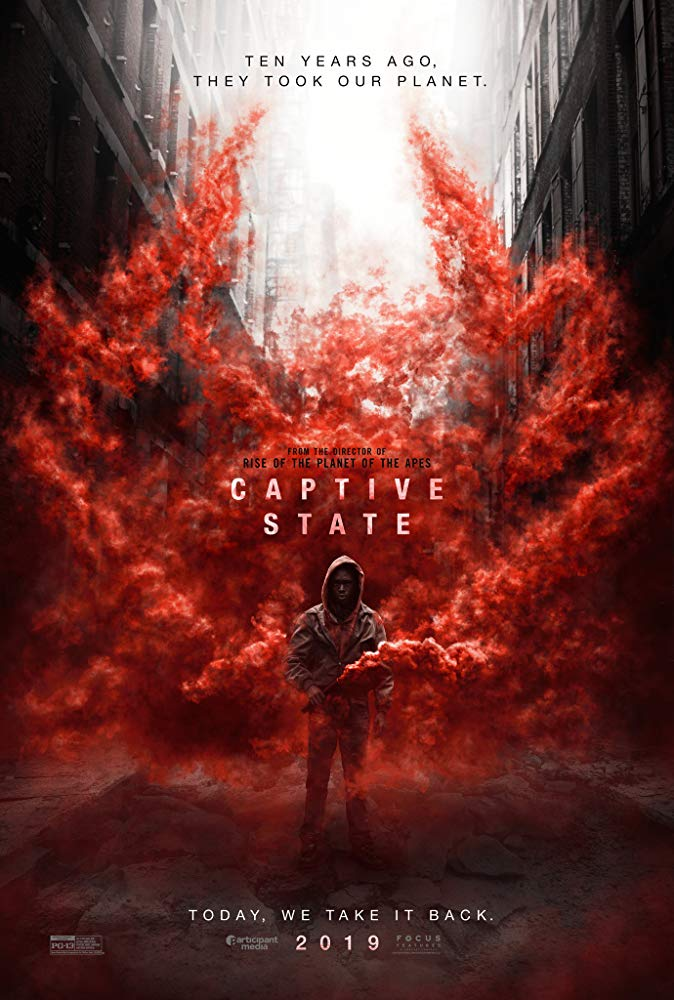 poster Captive State (2019)