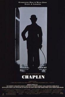 poster Chaplin (1992)