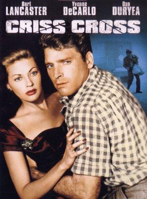 poster Criss cross (1949)