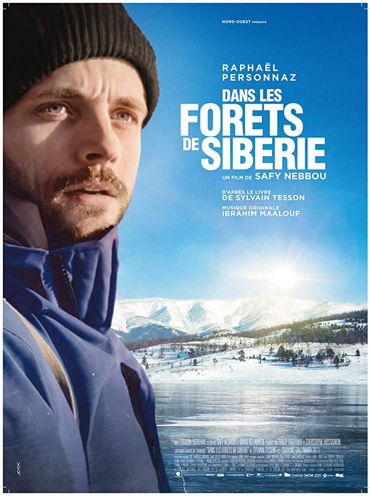 poster Dans les forets de Siberie (2016)