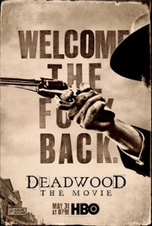 poster Deadwood (Deadwood The Movie) (2019)