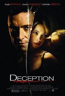 poster Deception (2008)