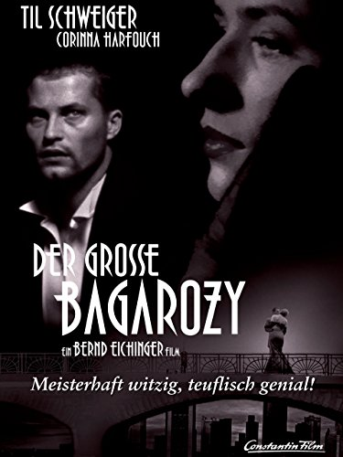poster Der Grosse Bagarozy (1999)