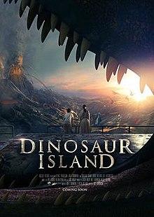 poster Dinosaur Island (2014)