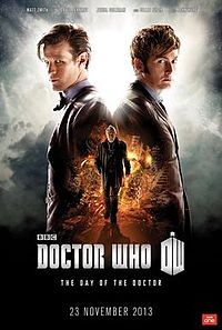 poster Doctor Who The Day of the Doctor (TV Episode 2013)