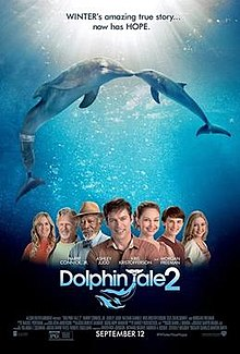 poster Dolphin Tale 2 (2014)