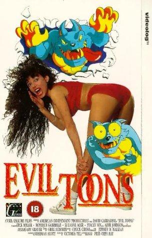 poster Evil Toons (1992)