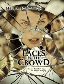 poster Faces in the Crowd (2011)