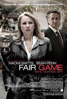 poster Fair Game (2010)