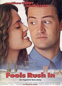 poster Fools Rush In (1997)