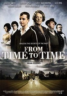 poster From Time to Time (2009)