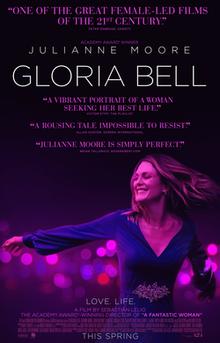 poster Gloria Bell (2018)